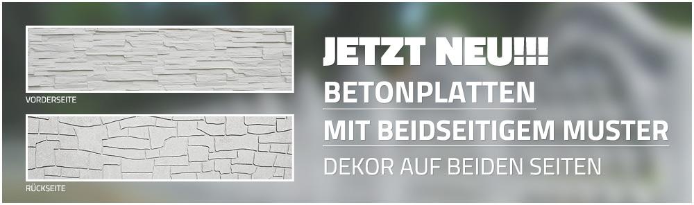 Betonzäune betonzäune